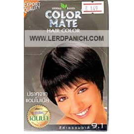 COLOR MATE 9.1 NATURAL BLACK