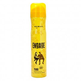 ENGAGE WOMAN + TEASE DEO 150ML