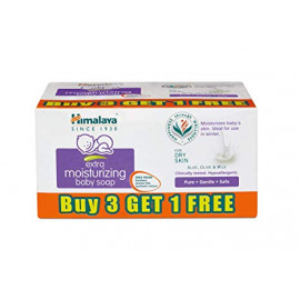 HIMALAYA EXT. MOIST. BABY SOAP B3G1