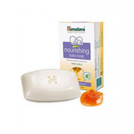 HIMALAYA NOURISHING BABY SOAP 75GM