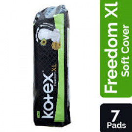 KOTEX FREEDOM SOFT COVER XL-7pads