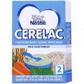CERELAC RICE VEGETABLES 300GM