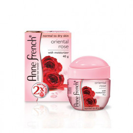 ANNE FRENCH ORIENTAL ROSE 40GM