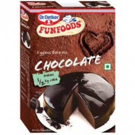 FUNFOODS CHOCOLATE CAKE 250GM
