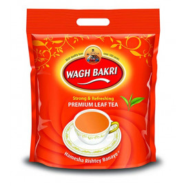 WAGH BAKRI PREMIUM LEAF TEA 100GM