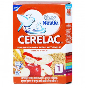 CERELAC STAGE 1 WHEET APPLE 300GM