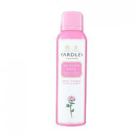 YARDLEY LONDON BODY SPRAY ROSE